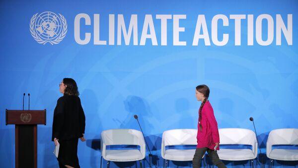 Klimatske promene, sednica u UN - Sputnik Srbija