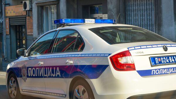 Policijska kola  - Sputnik Srbija