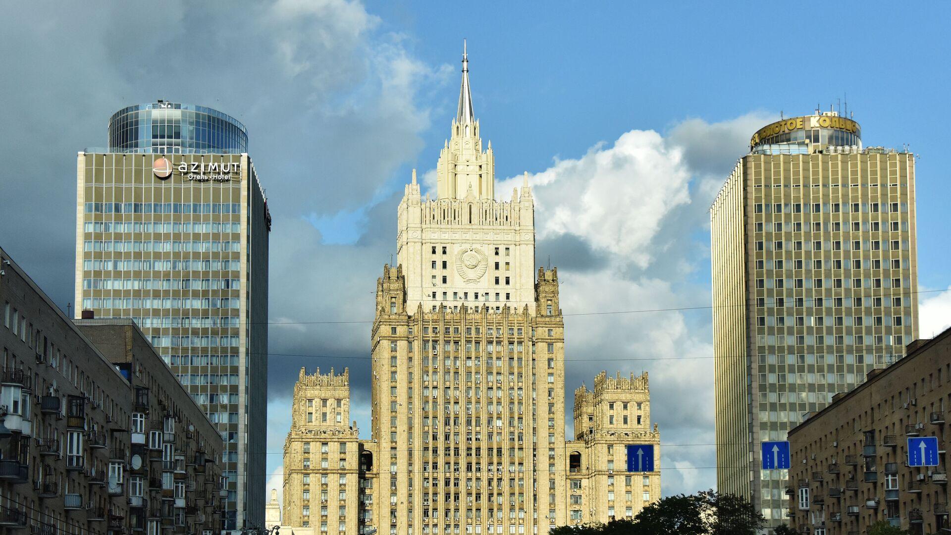Zgrada Ministarstva spoljnih poslova Rusije - Sputnik Srbija, 1920, 09.09.2021