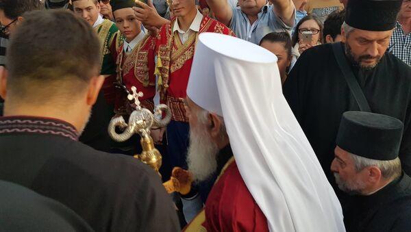 Patrijarh srpski Irinej - Sputnik Srbija