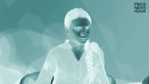 Greta Tunber u det metal verziji - Sputnik Srbija