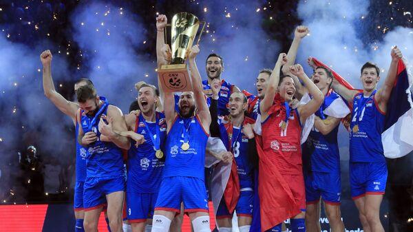 Шампиони Европе - Sputnik Србија
