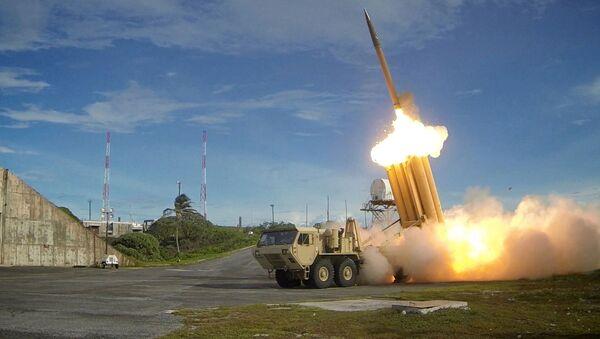 Амерички ракетни систем ТХААД - Sputnik Србија
