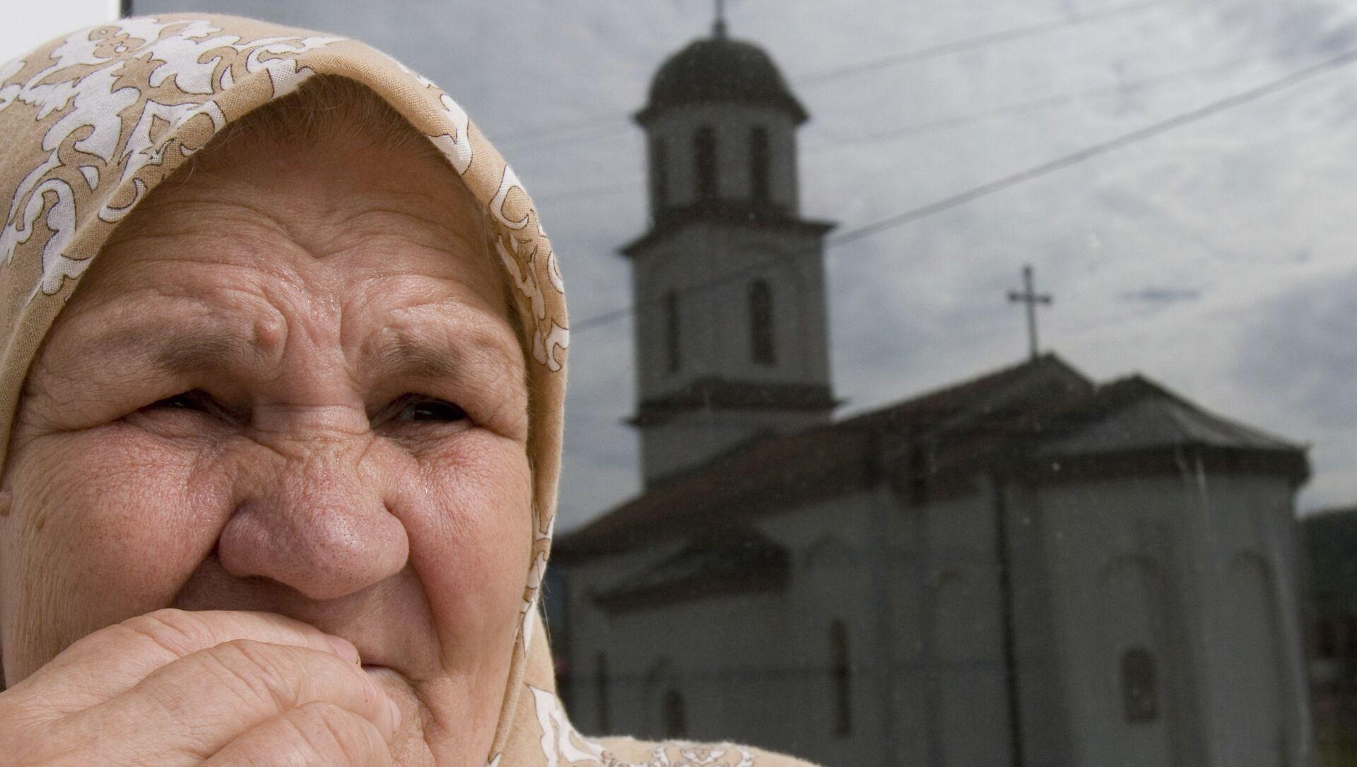 Православна црква у Коњевић Пољу у БиХ - Sputnik Србија, 1920, 08.06.2021