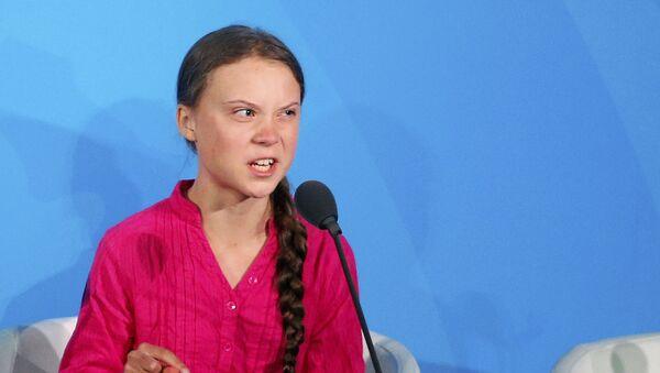 Greta Tunberg - Sputnik Srbija