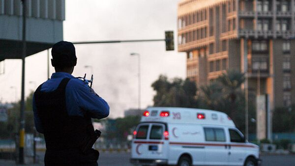 Irak, policija - Sputnik Srbija