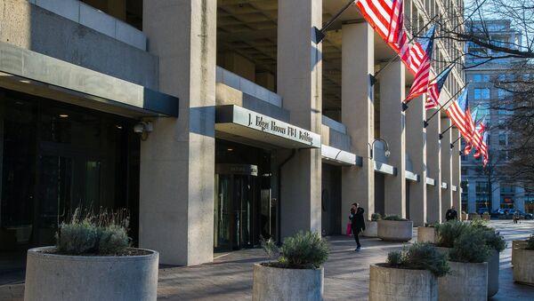 Sedište FBI u Vašingtonu - Sputnik Srbija