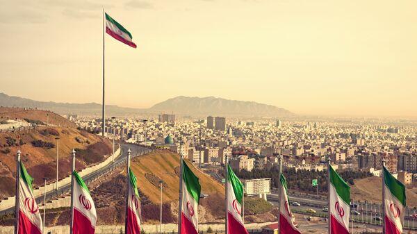Iranske zastave - Sputnik Srbija