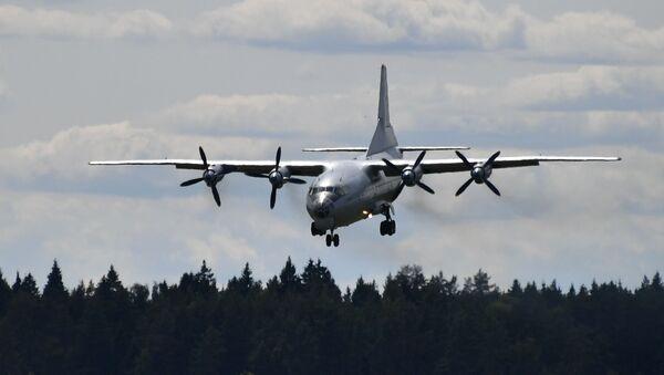 Авион Ан-12 - Sputnik Србија