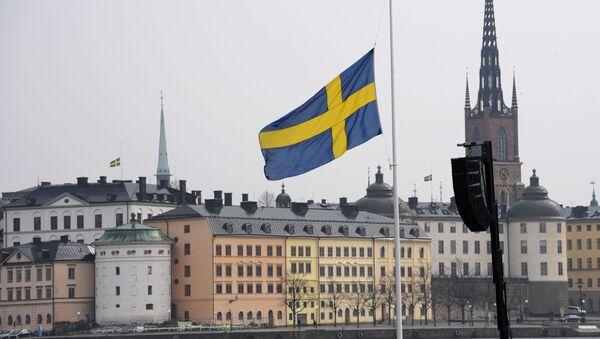 Švedska, zastava - Sputnik Srbija
