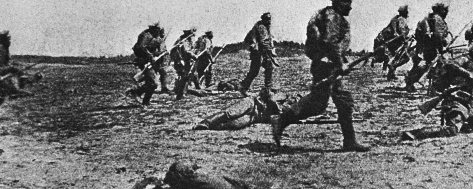 Ofanziva na jugozapadnom frontu 1916. godine - Sputnik Srbija, 1920, 15.09.2021