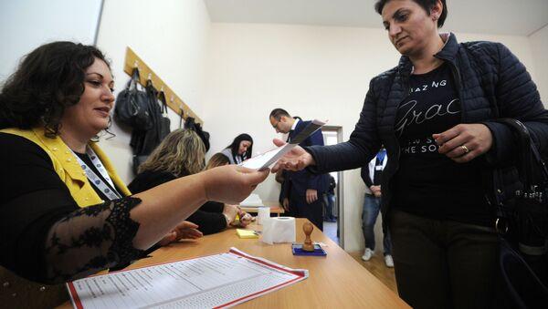 Izbori na Kosovu - Sputnik Srbija