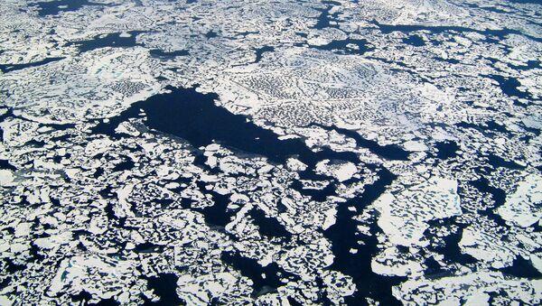 Емисија метана из Арктика - Sputnik Србија