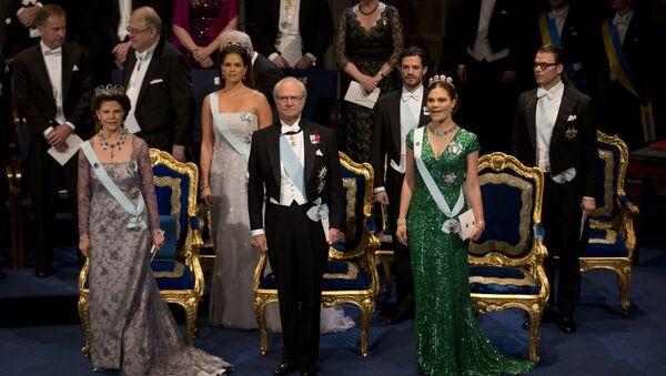 Švedska kraljevska porodica - Sputnik Srbija