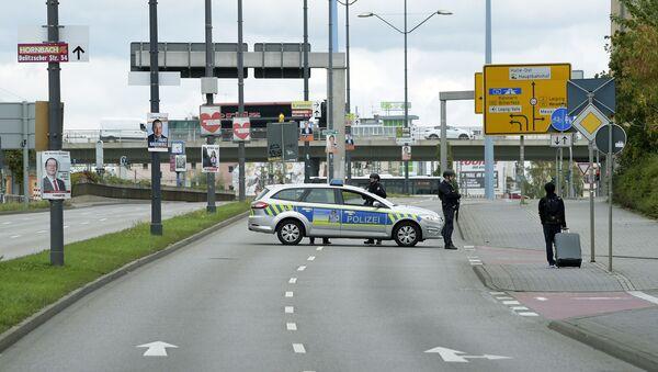 Policija u nemačkom Haleu - Sputnik Srbija