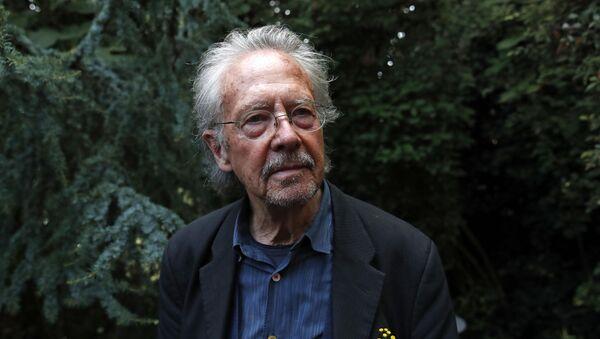 Peter Handke - Sputnik Srbija