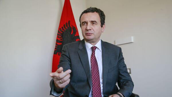 Аљбин Курти - Sputnik Србија