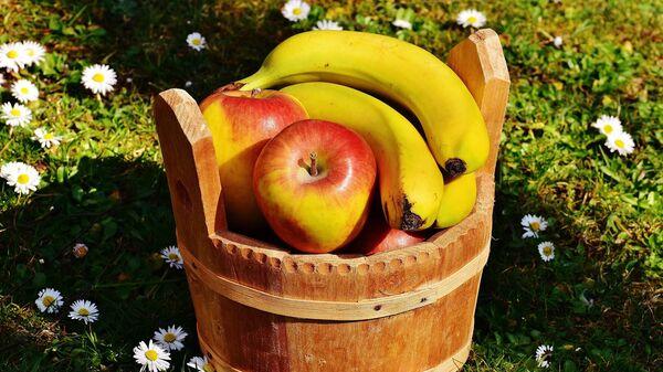 Банане и јабуке - Sputnik Србија