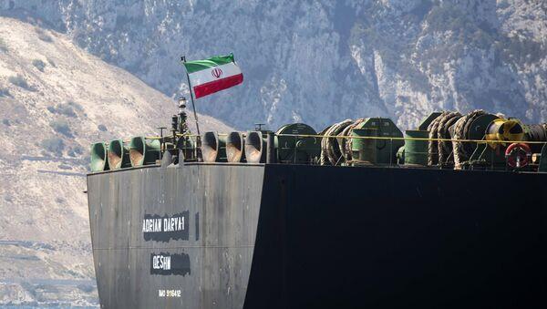 Iran, tanker - Sputnik Srbija