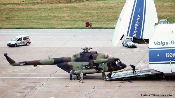 Helikopter Mi-17V5 - Sputnik Srbija