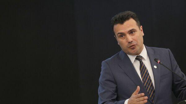 Premijer Severne Makedonije Zoran Zaev - Sputnik Srbija