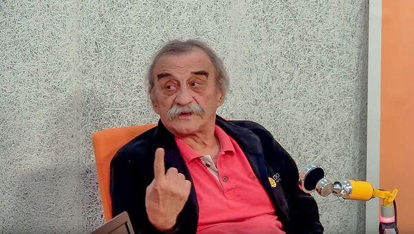 Позоришни редитељ Љубиша Ристић - Sputnik Србија