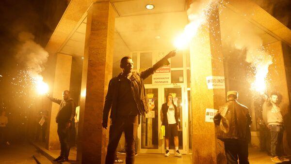 Протест 1 од 5 милона  - Sputnik Србија