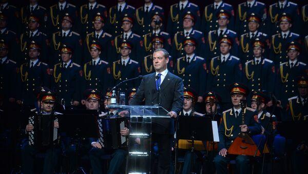 Руски премијер Дмитриј Медведев - Sputnik Србија