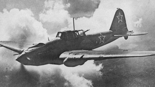 Совјетски ловац Ил-2 Штурмовац у акцији - Sputnik Србија