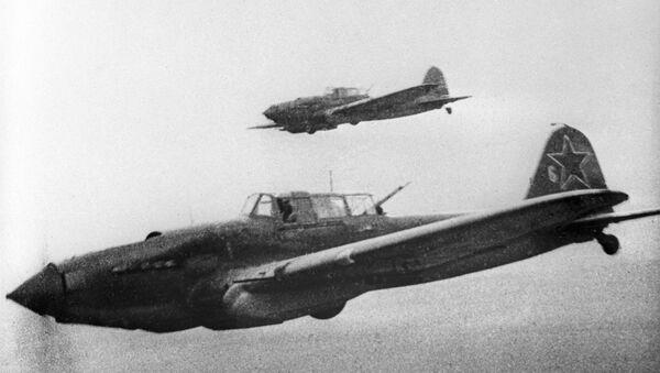 Совјетски јуришни авиони Ил-2 Штурмовики  - Sputnik Србија