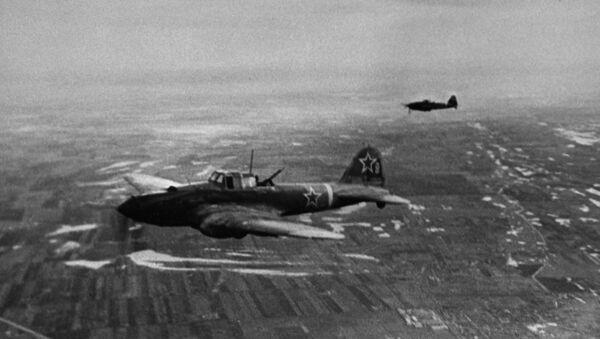 Sovjetski jurišni avioni u Drugom svetskom ratu - Sputnik Srbija