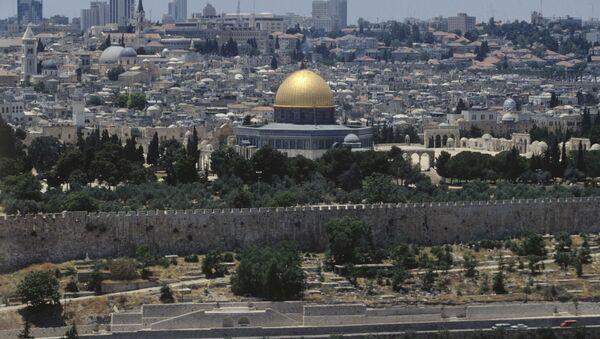 Pogled na Jerusalim - Sputnik Srbija