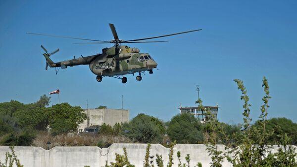 Руски војни хеликоптер Ми-8 - Sputnik Србија