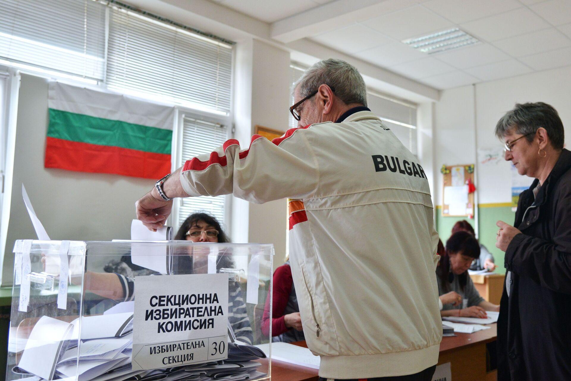 Izbori u Bugarskoj - Sputnik Srbija, 1920, 12.10.2021