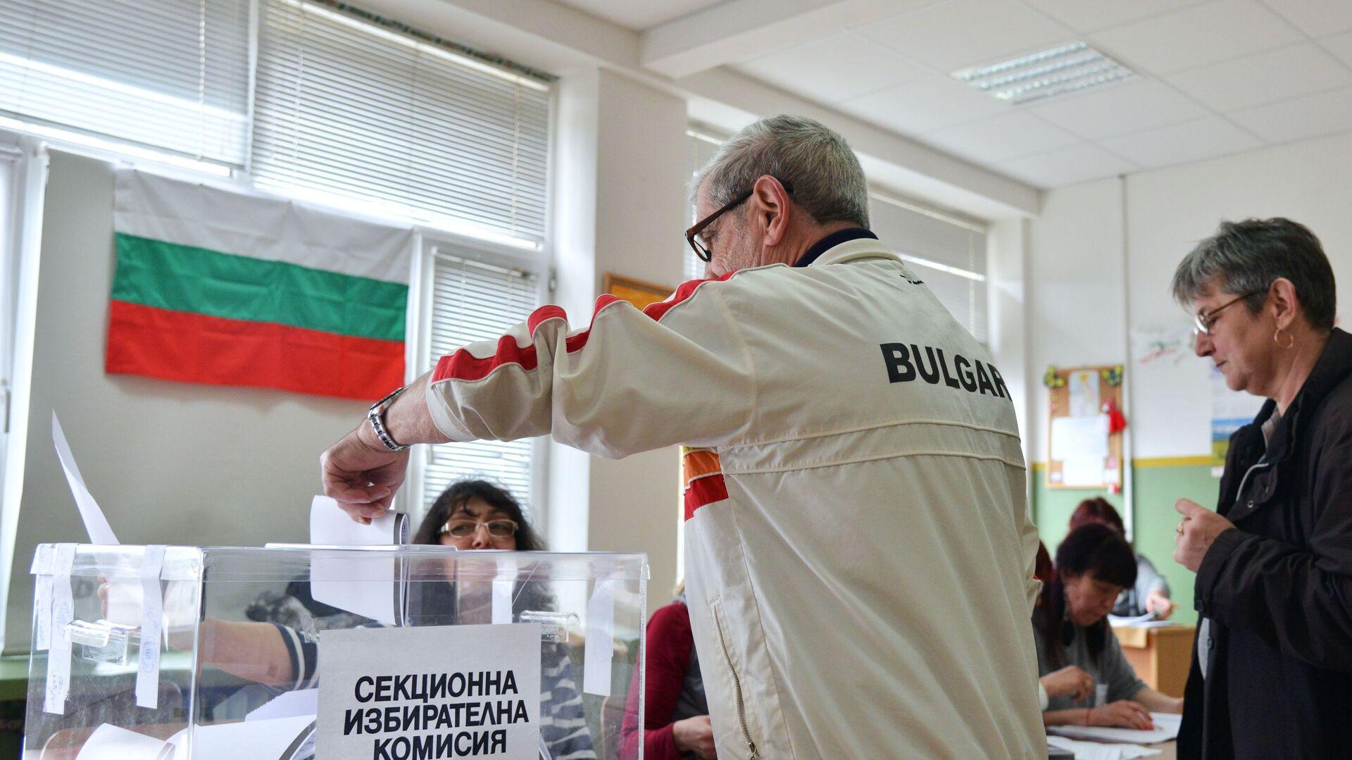 Избори у Бугарској - Sputnik Србија, 1920, 01.04.2021