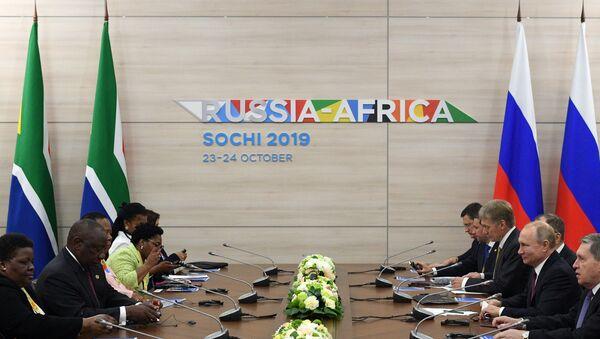 "Forum ""Rusija-Afrika"" u Sočiju - Sputnik Srbija"