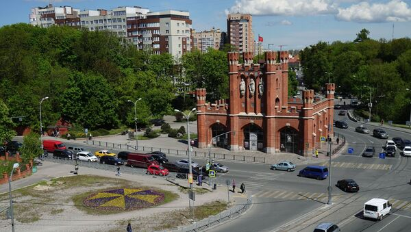 Kraljevska kapija u Kalinjingradu - Sputnik Srbija