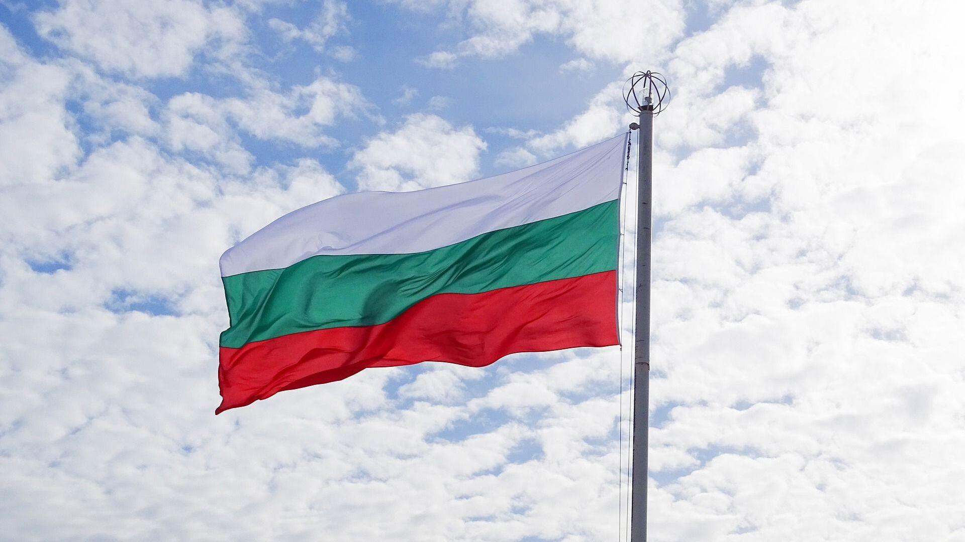 Bugarska zastava - Sputnik Srbija, 1920, 08.10.2021