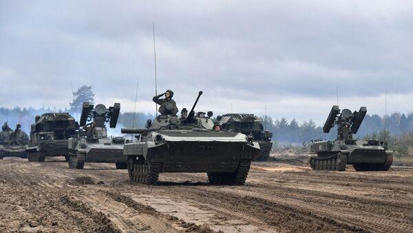 Vojna tehnika ruske vojske u Njižegorodskoj oblasti - Sputnik Srbija