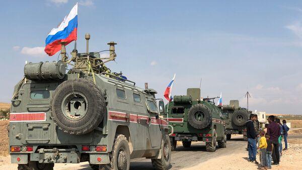 Ruska vojna policija u Siriji - Sputnik Srbija