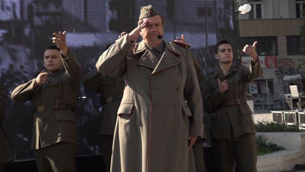 Predstava na Trgu republike - Sputnik Srbija