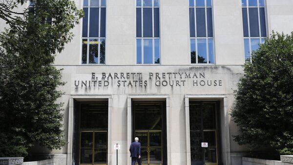 Суд у Вашингтону који је судио Марији Бутиној - Sputnik Србија