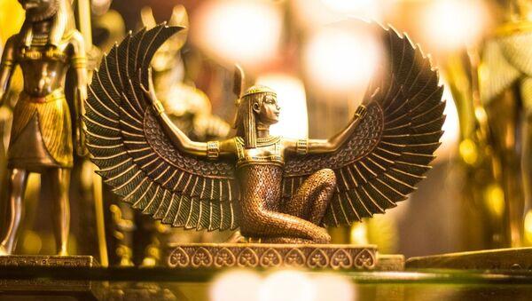 Египатска богиња Изида - Sputnik Србија