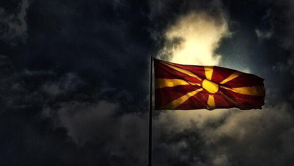 Македонска застава - Sputnik Србија