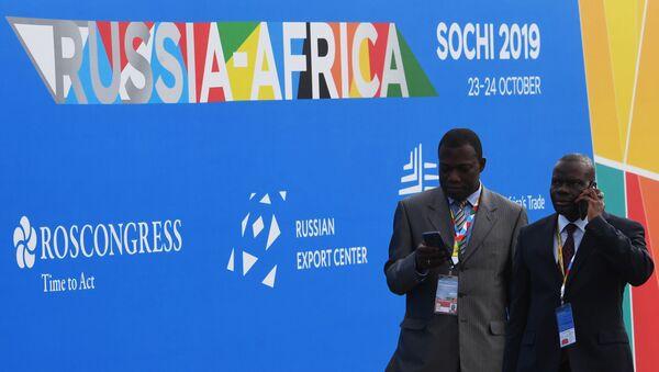 Učesnici ekonomskog foruma Rusija-Afrika - Sputnik Srbija