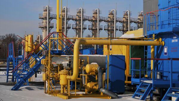Складишта гаса у Лавовској области у Украјини - Sputnik Србија