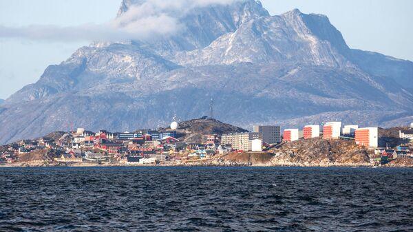 Grad Nuk na Grenlandu - Sputnik Srbija