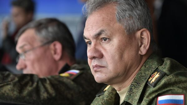 Министар одбране Русије Сергеј Шојгу - Sputnik Србија