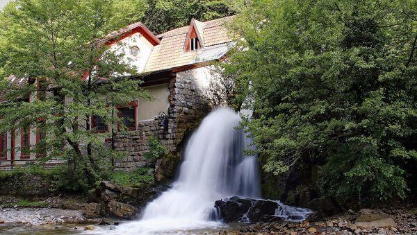 Stara hidrocentrala na Đetinji - Sputnik Srbija