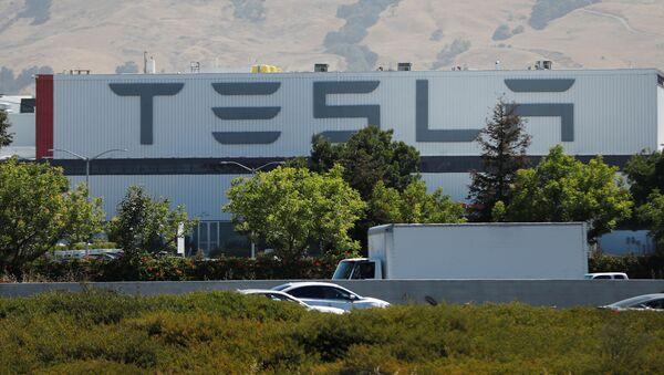 Компанија Тесла у Лос Анђелесу  - Sputnik Србија